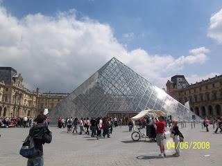 Entrada Museo Louvre Paris