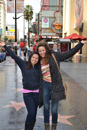 Escape a California- Primera parada: Los Angeles baby!