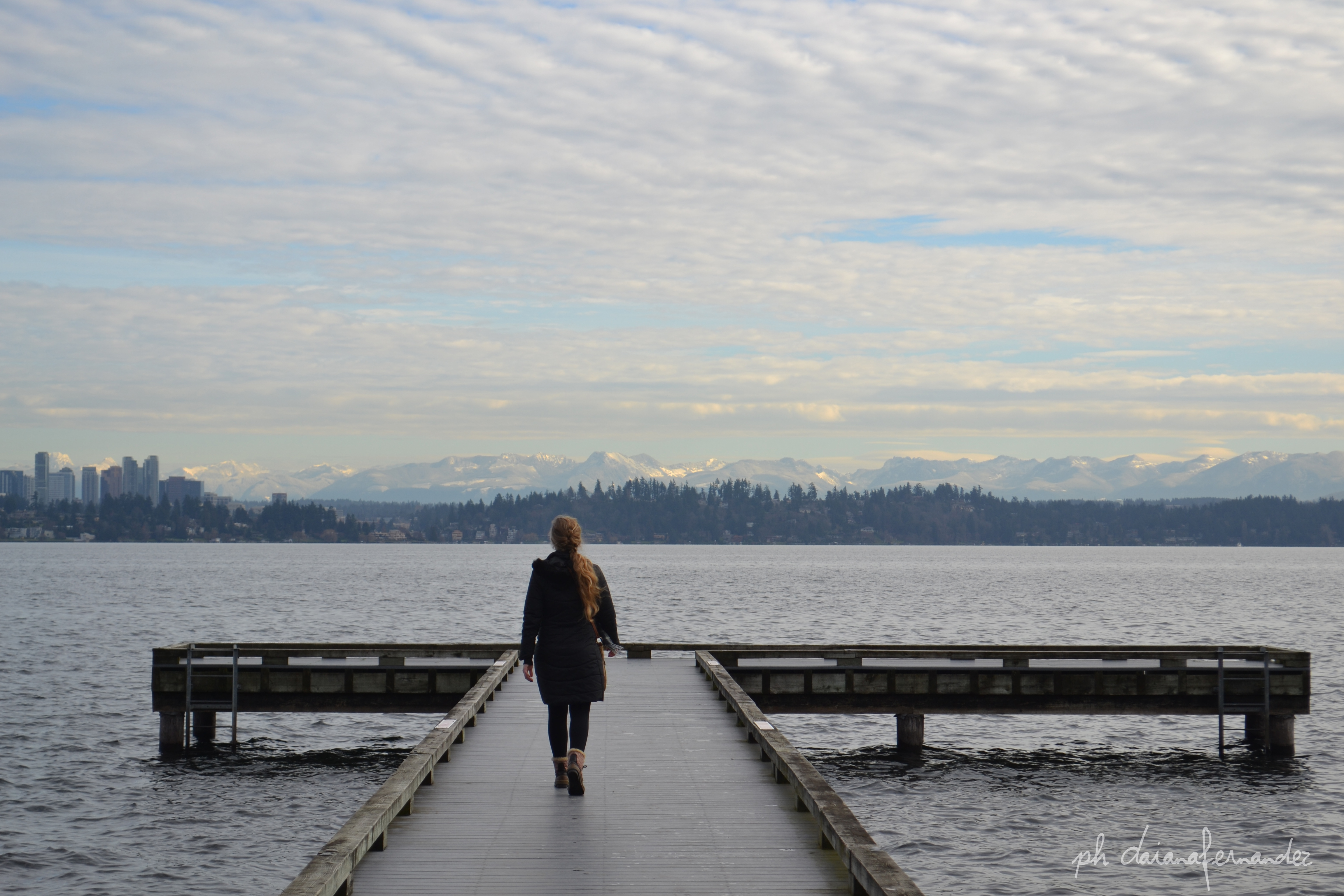 Vivir en Seattle Lake Washington
