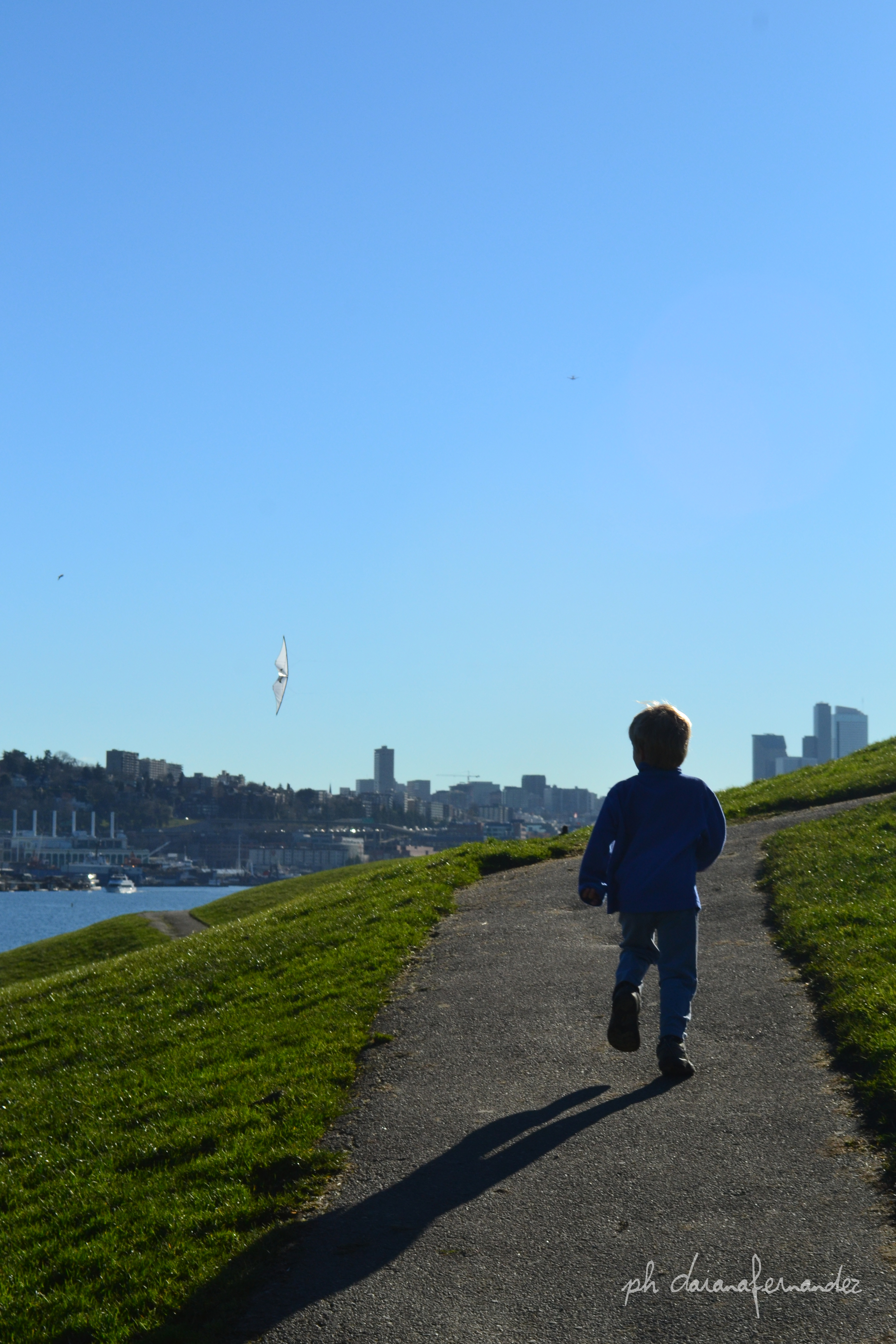 Vivir en Seattle Gasworks Park